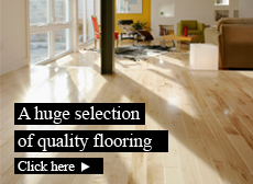 A Huge Selection of Quality Flooring