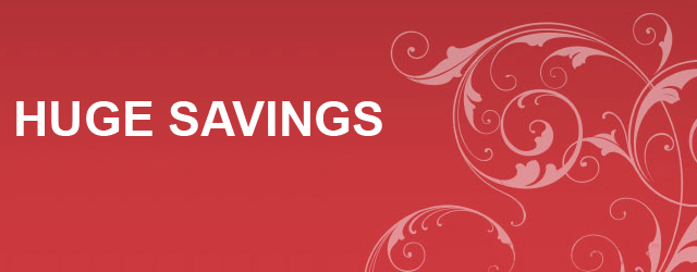 Huge Savings with Martin Leah Flooring all Year Round